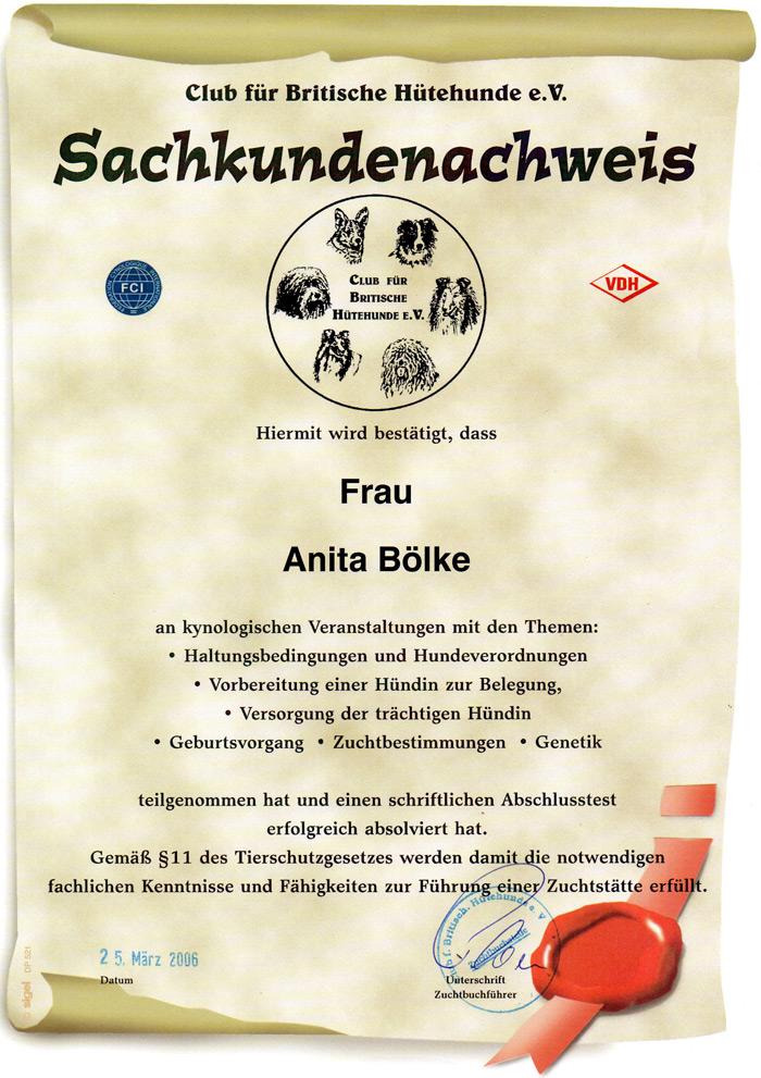 Odenwald Corgis Sachkundenachweis Anita Bölke